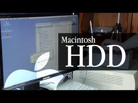 Macintosh Hard Drive Transplant