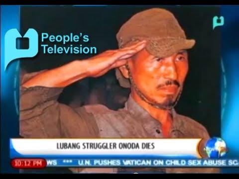NewsLife: Lubang struggler Onoda dies || Jan. 17, '14