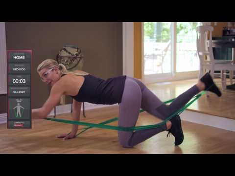 TheraBand CLX 7-Minute at Home Workout