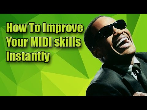 How To Improve Your Midi Skills Instantly (Free VST)