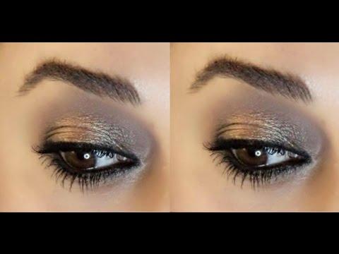 Tutorial Paso A Paso Maquillaje Para Ojos Separados Youtube