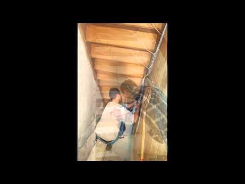 treppenrenovierung treppensanierung selber machen mit p doovi. Black Bedroom Furniture Sets. Home Design Ideas