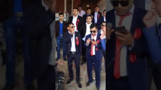 Цыгане с Чудово поет на свадьбе