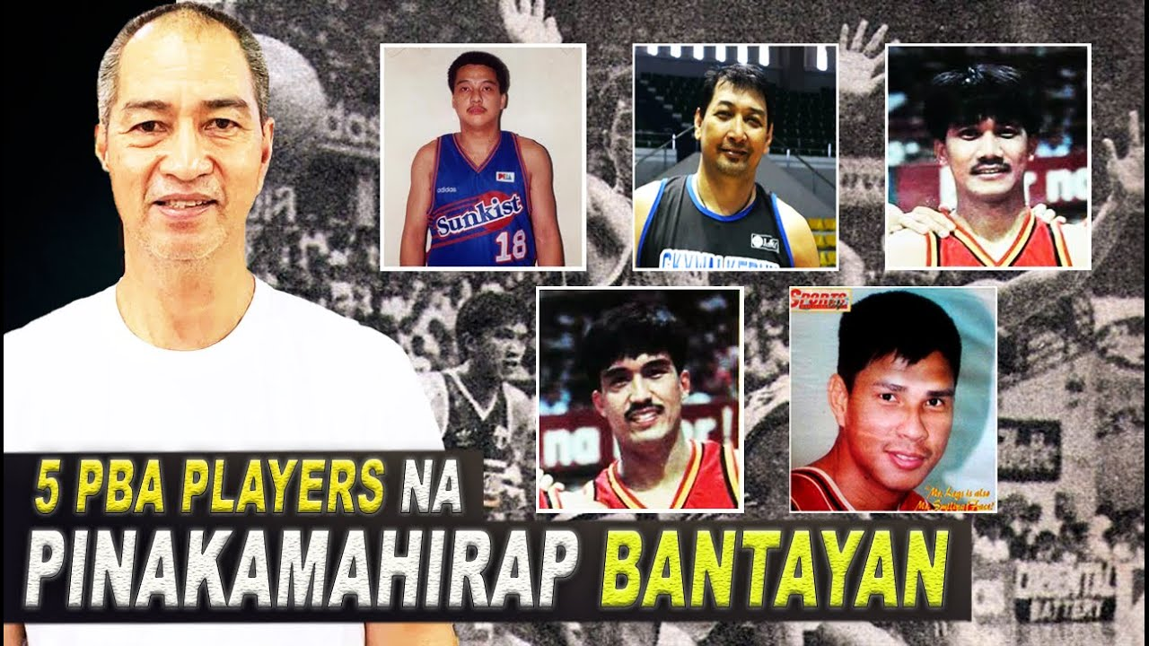 5 PBA PLAYERS NA PINAKA-MAHIRAP BANTAYAN | GLENN CAPACIO STORY