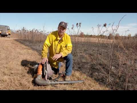 Fire Equipment: Leaf Blower