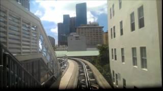 Miami Metromover (8x)