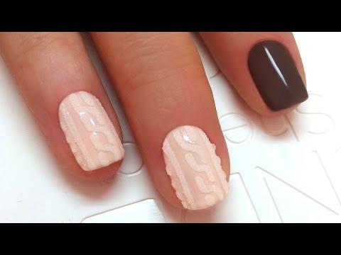 Дизайн ногтей гель-лак shellac - Роспись ногтей