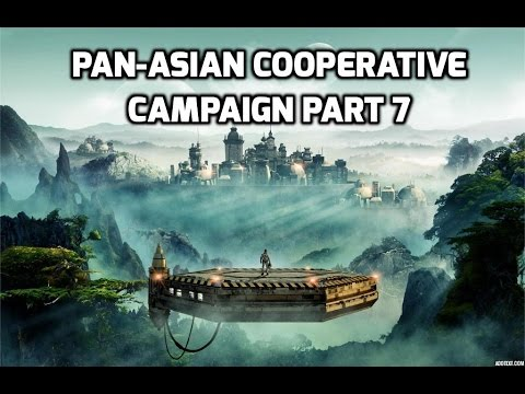 Civilization Beyond Earth: Pan-Asian Cooperative Campaign part 7 Expand and research
