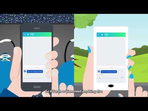 Tesco Mobile App Video