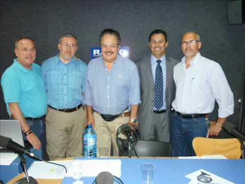 Conbech: Entrevista a Andrés Salinas y Pablo Campos en RADIO 7 Valencia