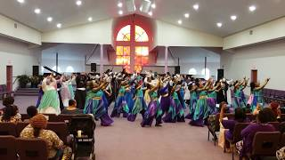 My God is Awesome-Dancing with A Purpose Opening up our Anniversary Concert