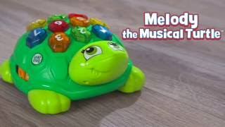 LeapFrog Learning Toys: Melody the Musical Turtle