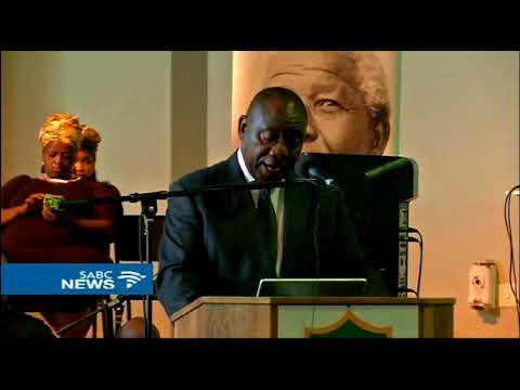 Ramaphosa says it is noteworthy that SA had a peaceful transition