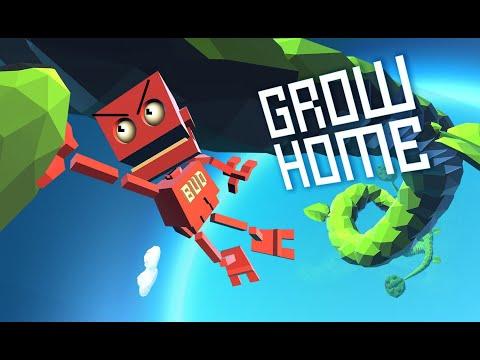 Grow Home REALLY WEIRD GAME |