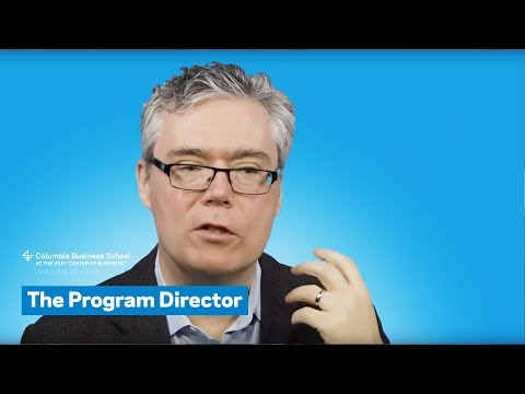 The Role of the Program Director