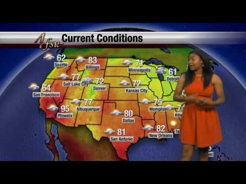 FSU Weather: September 30, 2016 (Featuring Interview w/ Bryan Norcross)