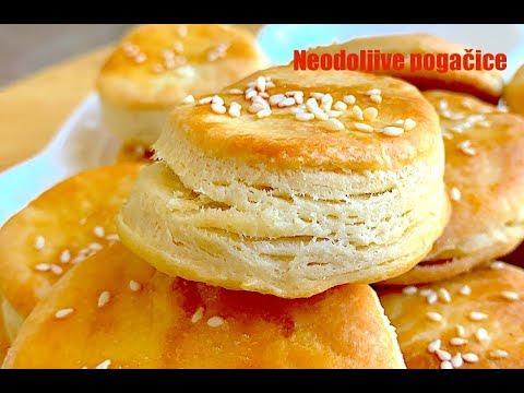 domaće-pogačice-sa-sirom,-bez-kvasca---homemade-scones---cooking-recepti