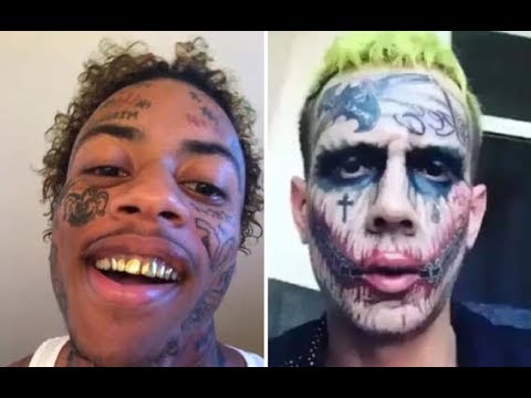 Instagram Comedian 'Boonk' Beefs with another man over being the REAL Joker. SMH...