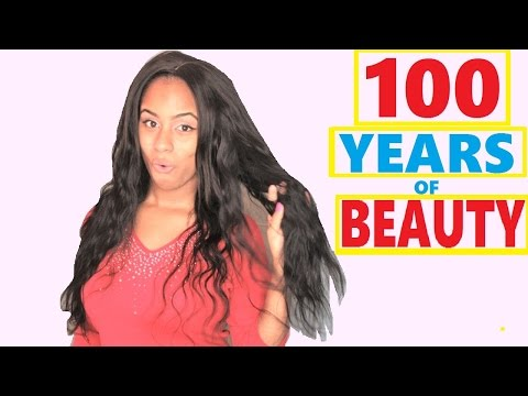 hairstyles---100-years-of-hair-beauty-in-1-minute-&-54-seconds---beauty-forever-hair
