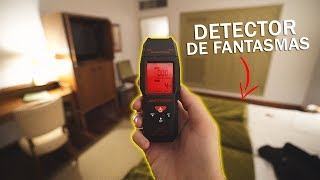 DETECTOR DE FANTASMAS en un HOTEL ENCANTADO!! **DESPUÉS DE ESTE VÍDEO NO PUEDO DORMIR** [Logan G]