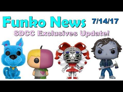 Funko News - July 14, 2017