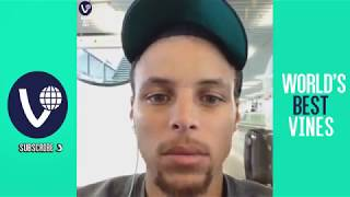 Stephen Curry ALL VINES    Hilarious!   MUST WATCH 2015 360p