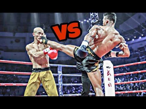 KUNG-FU Vs MUAY THAI - Rematch - Yi Long Vs Buakaw