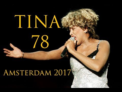 TINA78:  Tina Turner Fans Party - Amsterdam (2017)