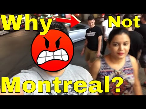What Happened In Montreal? | Life In Canada | Canada Couple