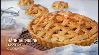#cookyvn - cách làm bÁnh tÁo nƯỚng ngon (apple pie) thơm lừng cả căn bếp gia đình - cooky tv