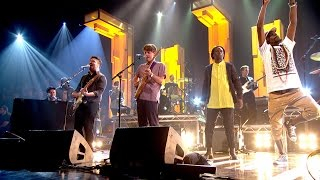 Mumford & Sons with Baaba Maal, The Very Best and Beatenberg - Wona