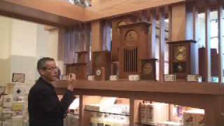 Stickley Clocks With Mike Danial
