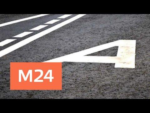 По выделенке быстрее. Москвичи стали предпочитать общественный транспорт личному - Москва 24