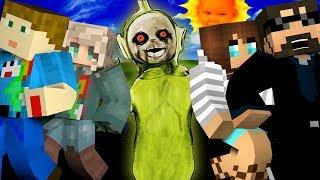 Minecraft: TELETUBBIES MURDER | MODDED MINI-GAME thumbnail