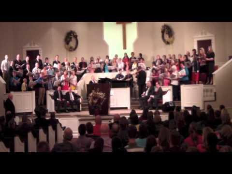 Teen Campmeeting 2014: MTBC Choir singing,