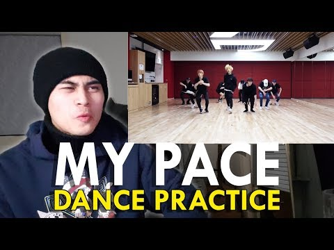 Reacting To Stray Kids – 'My Pace' DANCE PRACTICE VIDEO!!