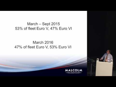 STEP Conference 2015 - A view from the freight industry - Allan Campbell, The Malcolm Group
