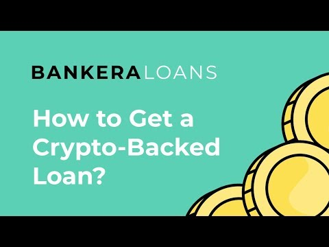How To Get A Crypto-Backed Loan?