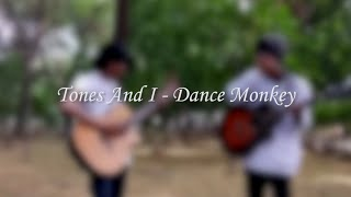 Tones AND I - Dance Monkey (Guitar Cover)