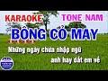 Karaoke Bông Cỏ May | Nhạc Sống Tone Nam Vip Ngon Lành Cành Đào