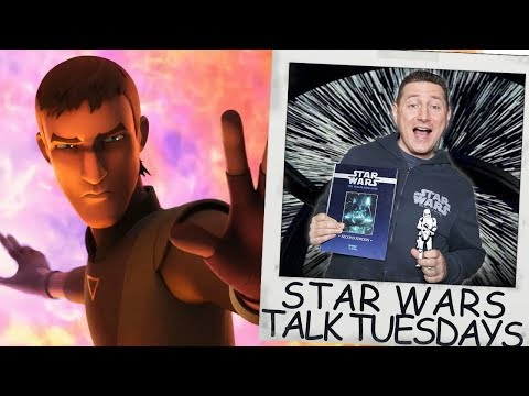 Rebels Returns! Map To Luke! - Star Wars Talk Tuesdays