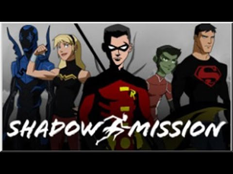 Young Justice Invasion: Game of Illusion Full Frame, 2 ...