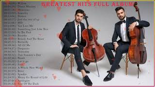 Cellos Greatest Hits 2021 - The Best Songs Of 2Cellos 2021 - Top 40 Covers of Popular Songs 2021