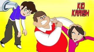 Roboter Junge Bonda Ka Gussa | Zeichentrickfilme für Kinder | Videos für Kinder