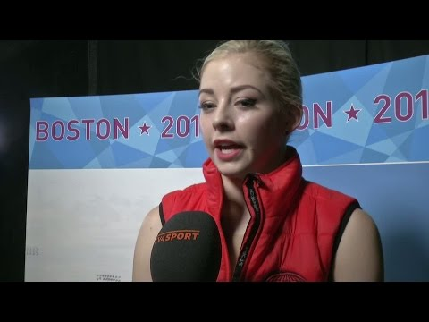"""""""Jag skäms för hur jag representerat USA"""" - Gracie Gold efter ny fjärdeplats - TV4 Sport"""