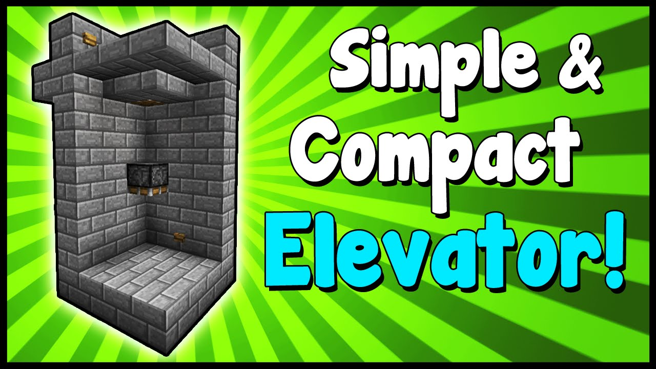 Best Elevator Minecraft Maps & Projects - Planet Minecraft