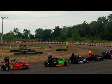 8.4.2018 - KC Raceway - 340 Heat 1