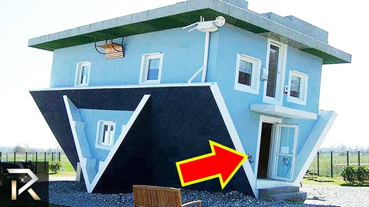 Unique Houses You Can Actually Live In