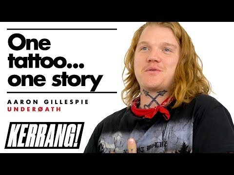 UNDEROATH'S Aaron Gillespie - One Tattoo, One Story