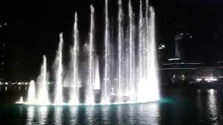 Dubai Fountain - Abdul Majeed Abdullah Ensan Aktar